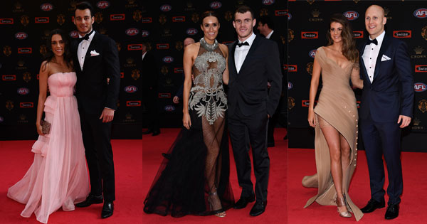Brownlow Medal Awards 2017 All The Red Carpet Looks