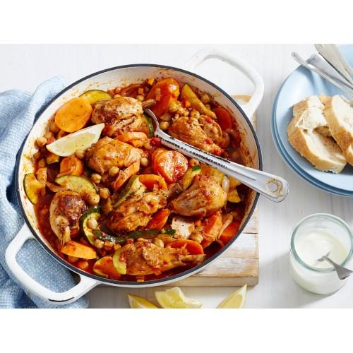 Medium Crop Of Moroccan Chicken Stew
