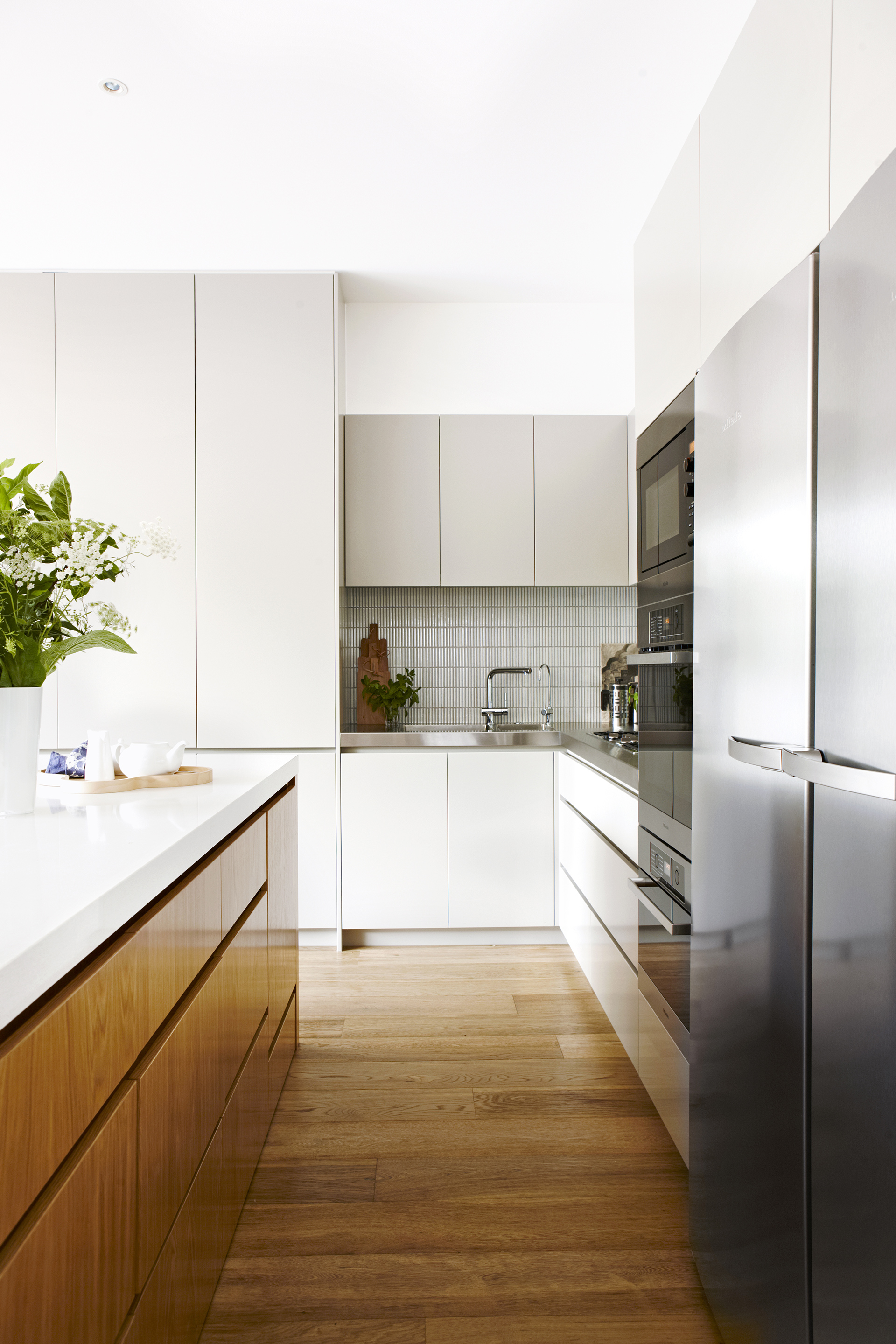 Flat Front Kitchen Cabinets A Quick On Guide On Popular Kitchen Cabinet Door Styles Nu