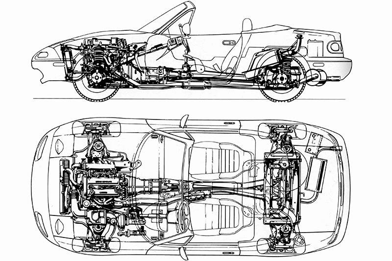 2002 Miata Engine Bay Diagram Wiring Diagram