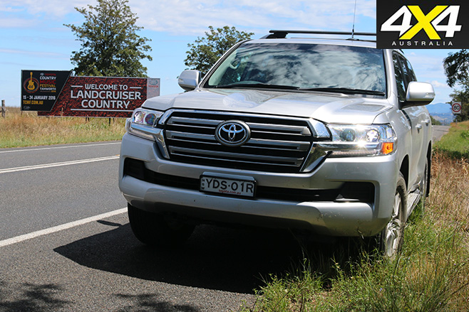 Toyota Land Cruiser 200 Series Review
