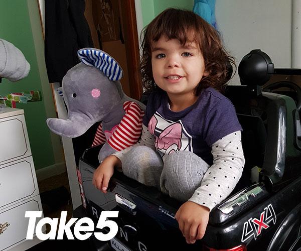 My Daughter Has 200 Seizures A Week Take 5
