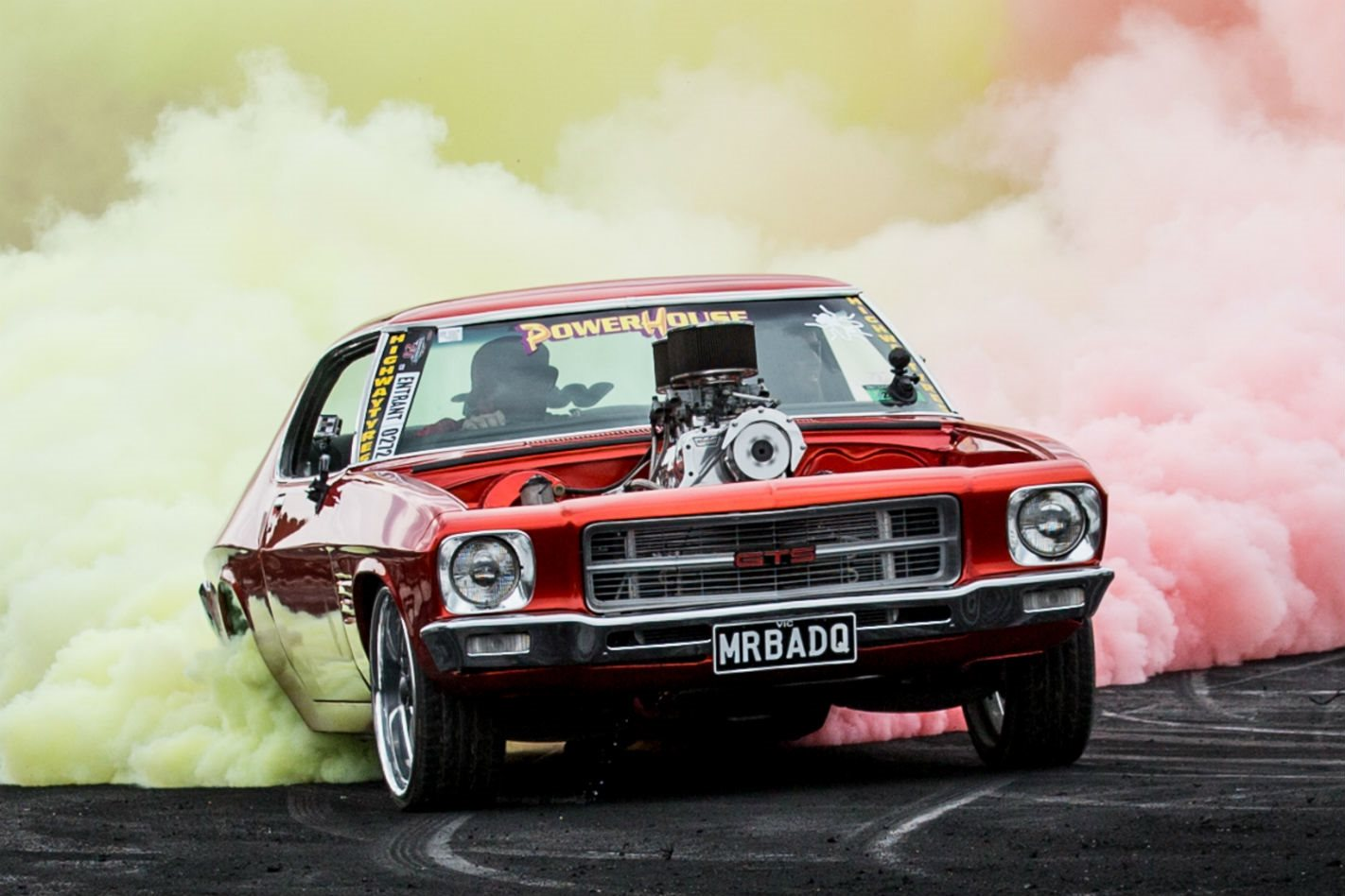 Muscle Cars Burnout Wallpapers Video Street Machine Summernats Day Four Street Machine