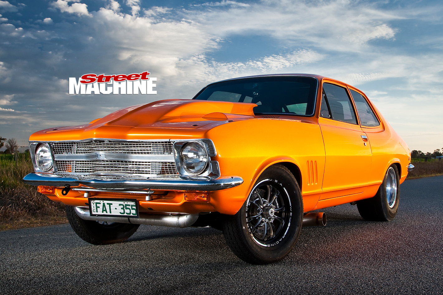 Muscle Cars Burnout Wallpapers Ls Based Twin Turbo 1300hp Holden Lc Torana Streeter
