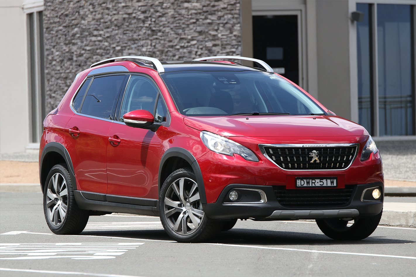 Peugeot 2008 Automatic Review 2019 Peugeot 2008 Allure Review