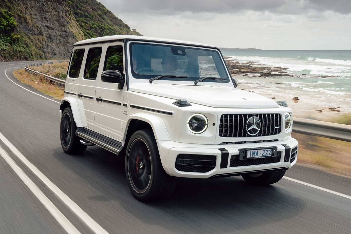 Mercedes Amg 2019 Mercedes Amg G63 Performance Review
