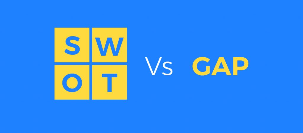 SWOT Analysis vs GAP Analysis, What are They and There Usages
