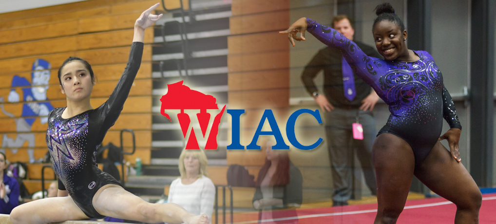 Jackson and Hasebe Pick Up WIAC Gymnast of the Week Honors