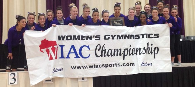 Wisconsin-Whitewater Earns WIAC Women's Gymnastics Championship