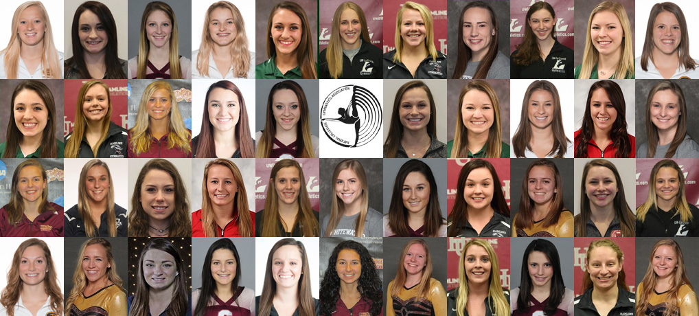 Forty Three Student-Athletes Garner NCGA All-America in Academics Award
