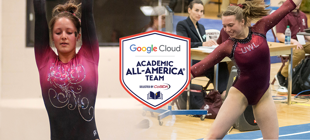 Hester and Enright Garner At-Large Academic All-America Honors