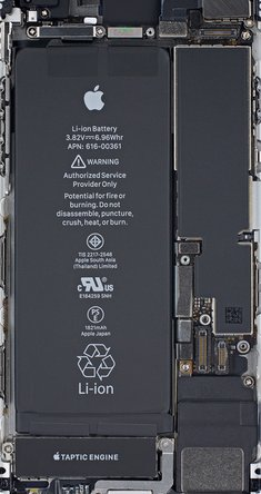 We've Got Your iPhone 8 Teardown Wallpapers | iFixit