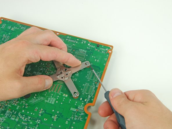 Xbox 360 S Heat Sink Replacement Ifixit Repair Guide