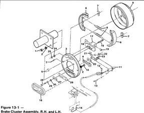 club car rear end assembly diagram