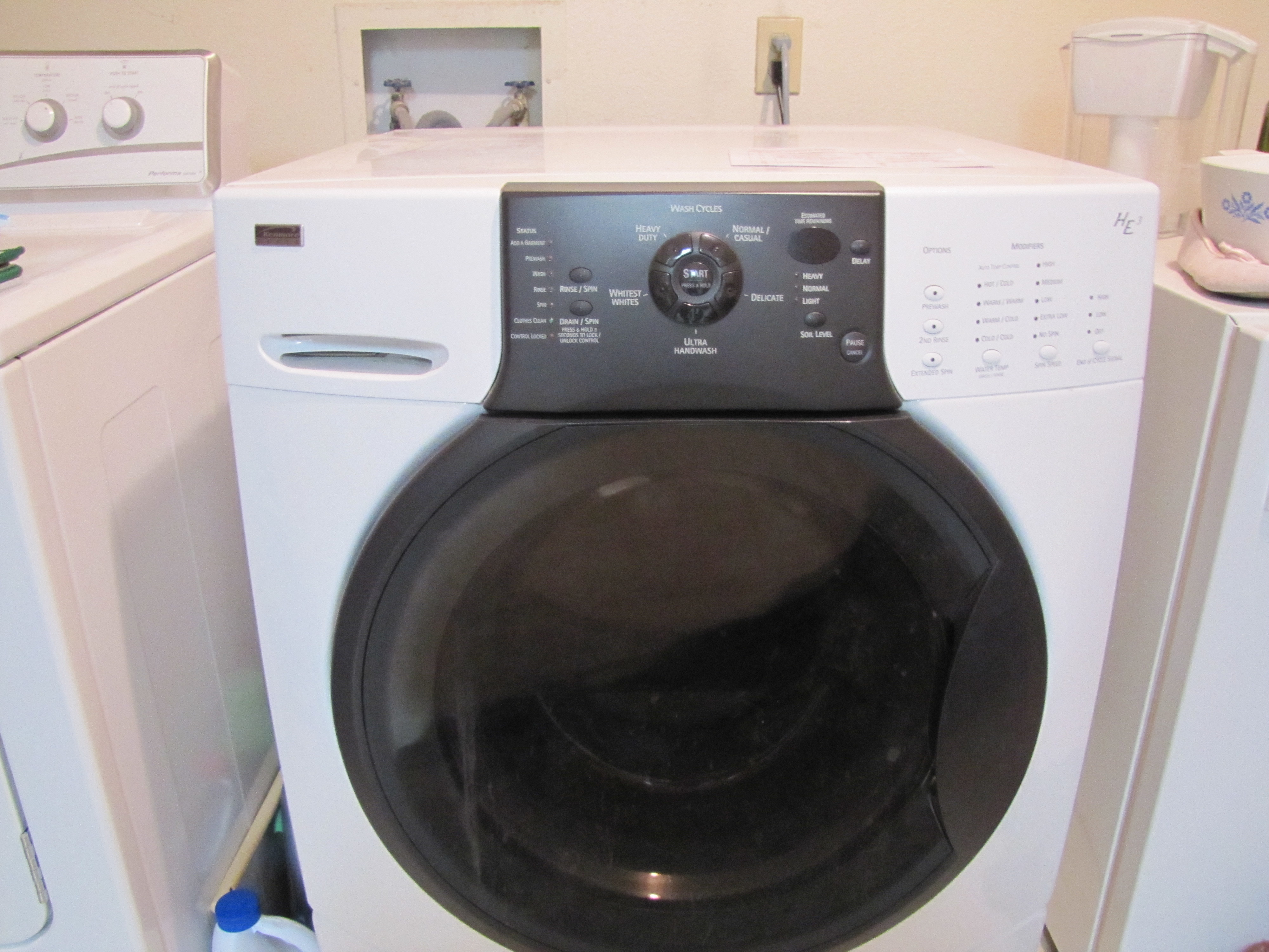 Sears Washer And Dryer Canada Kenmore Elite He3 Washing Machine Repair Ifixit
