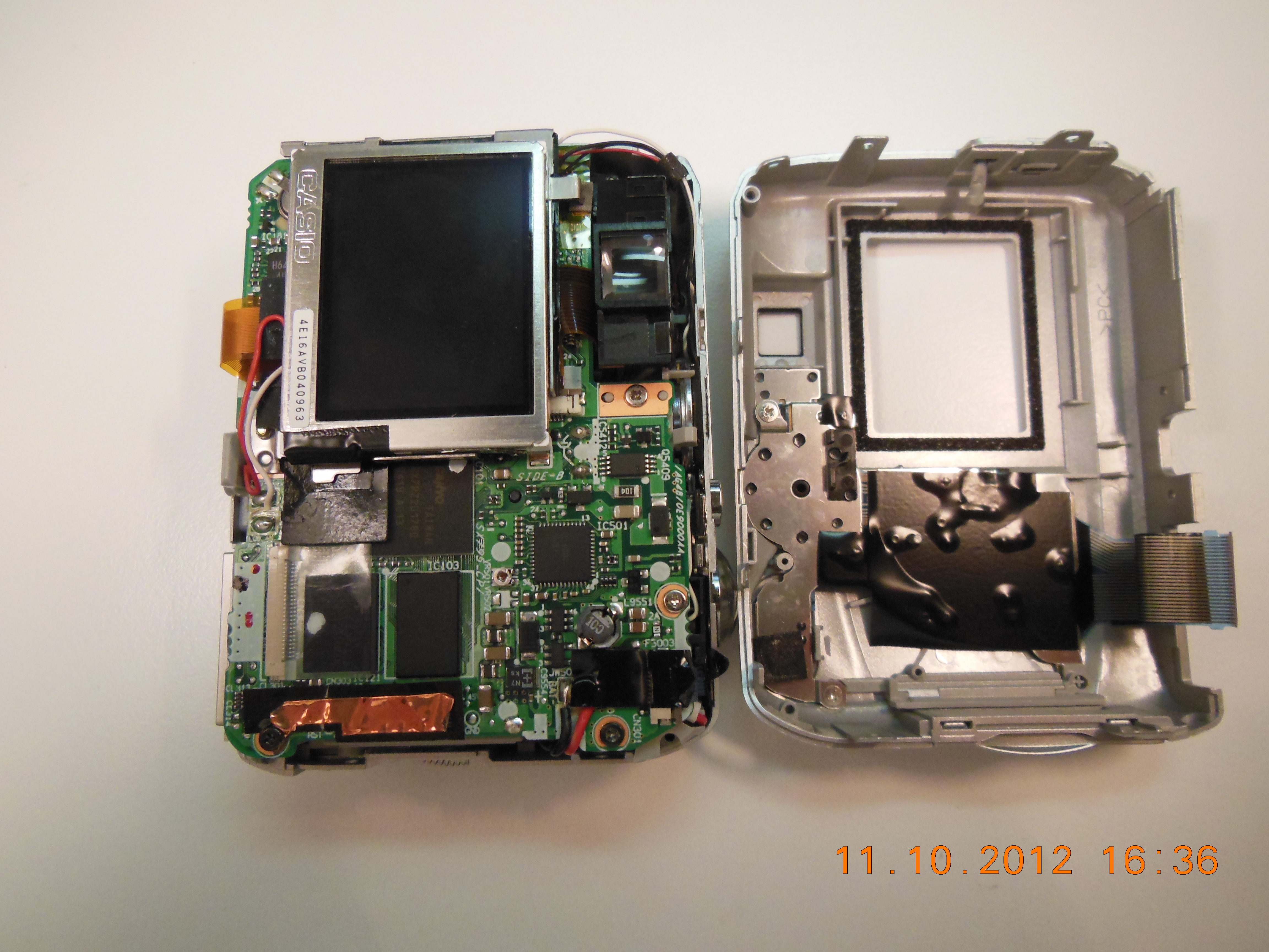 Lcd Repair Nikon Coolpix 4100 Lcd Screen Replacement Ifixit