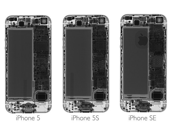 Ifixit Iphone X Internal Wallpaper Iphone Se Teardown Ifixit