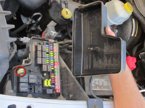 fuse box for 2004 dodge ram 1500