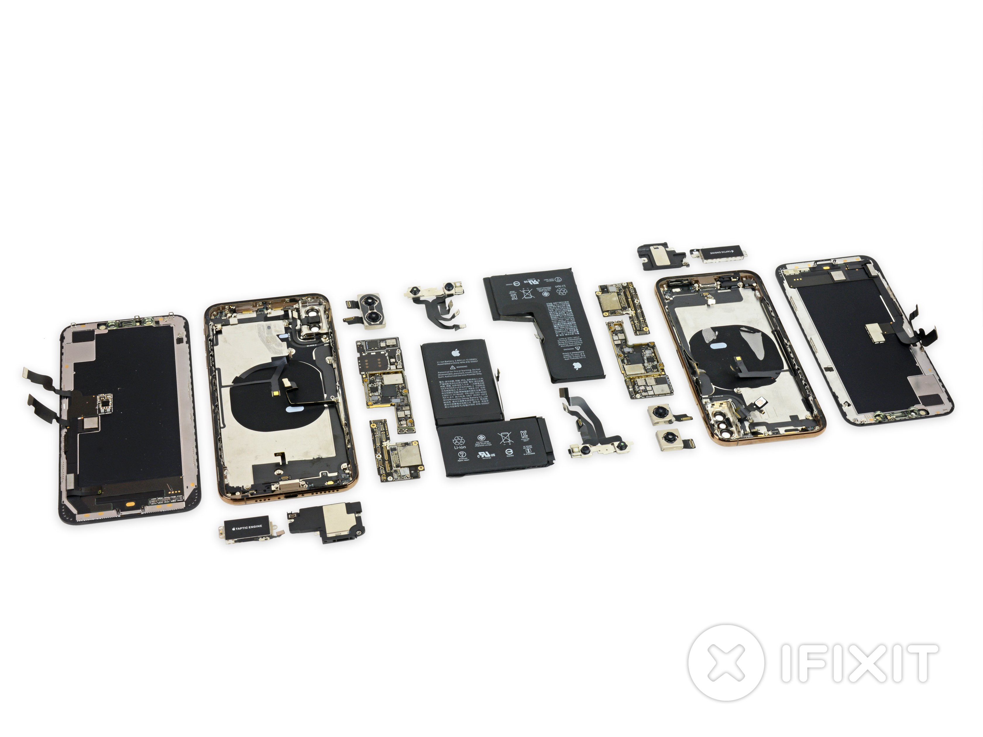 Feu De Cheminee En Anglais Iphone Xs And Xs Max Teardown Ifixit