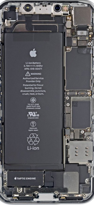 New iPhone XR teardown wallpapers are here   iFixit