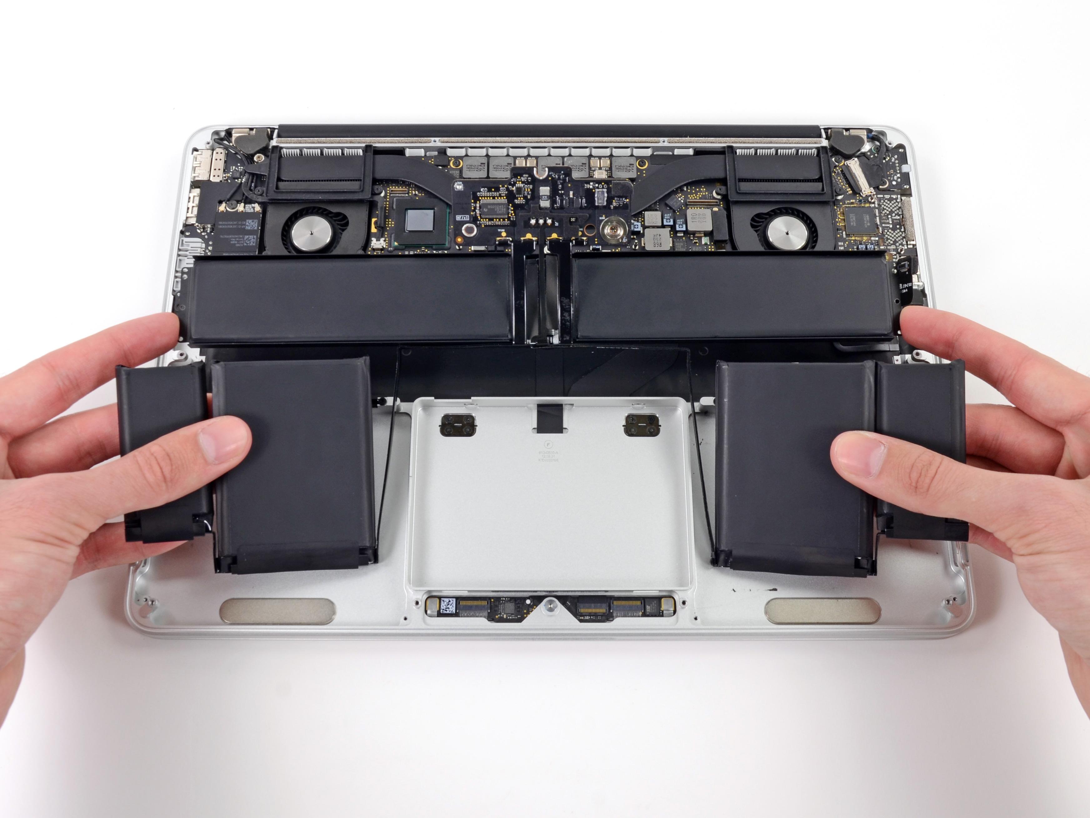 Macbook Pro 13quot Retina Display Late 2012 Battery