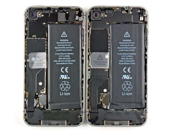 Ifixit Iphone X Wallpaper Iphone 4 Verizon Teardown Ifixit