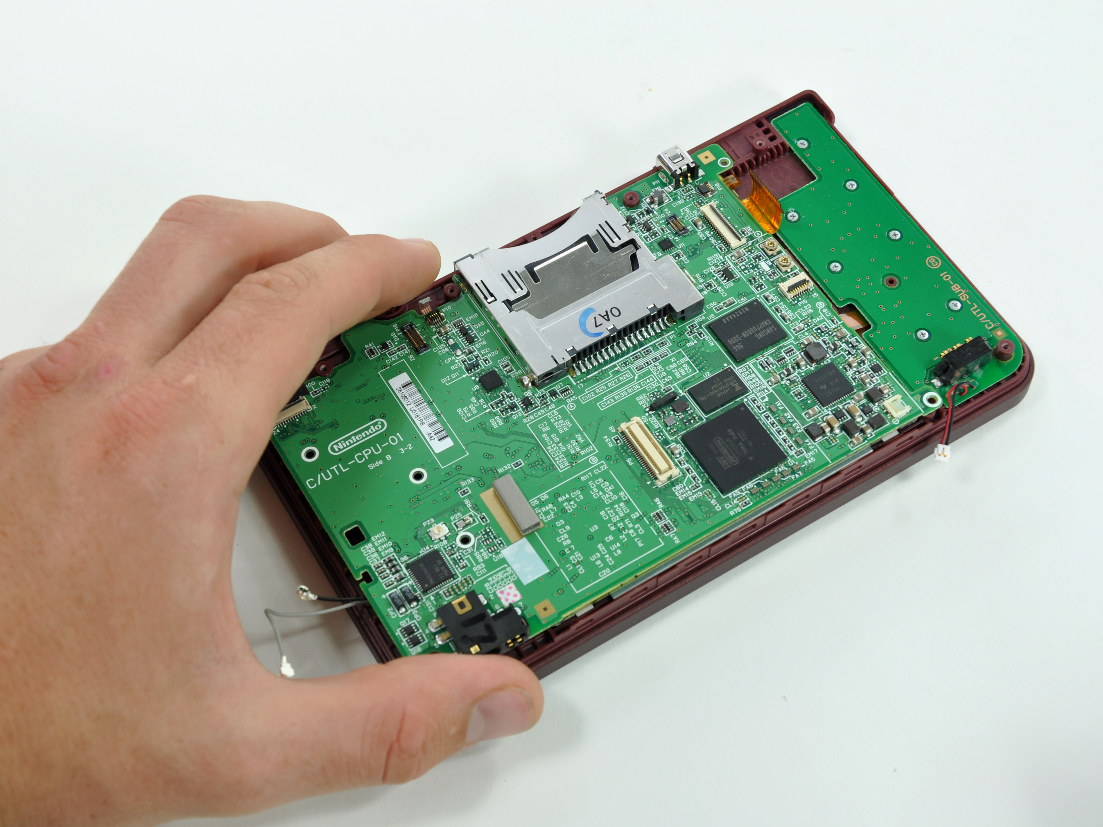 Nintendo Dsi Xl Motherboard Replacement Ifixit Repair Guide - Laptop Brett