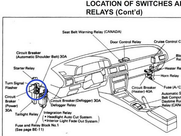 in dash wiring diagram flat screen