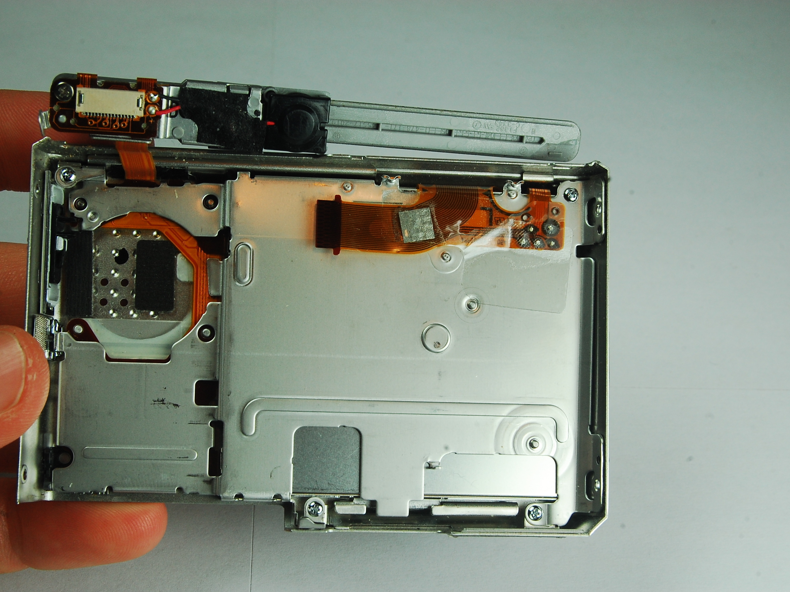 Lcd Repair Sony Cyber Shot Dsc T1 Lcd Replacement Ifixit