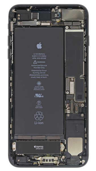 Turn Your Phone Inside Out: iPhone 7 and 7 Plus Internals Wallpapers | iFixit