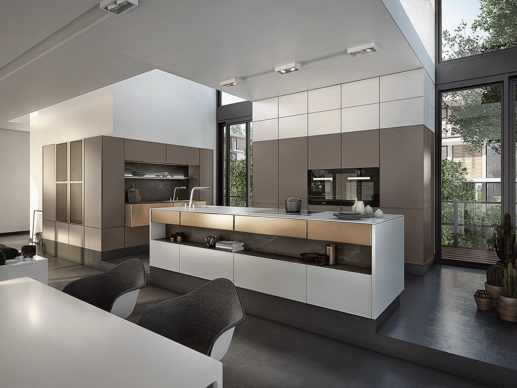 Siematic Design Keuken Mandemakers Keukens Siematic Pure S3003