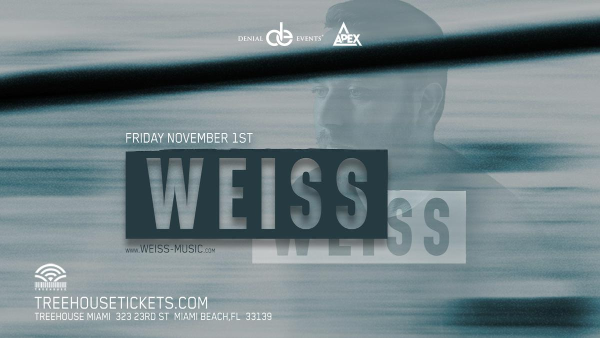 Service Weiß Weiss At Treehouse Friday Nov 1 Guestlist Tickets And Bottle Service Discotech