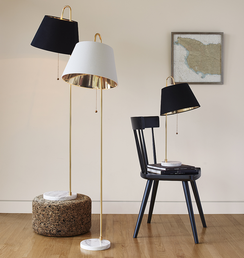 Floor Table Lamps Stem Table Lamp