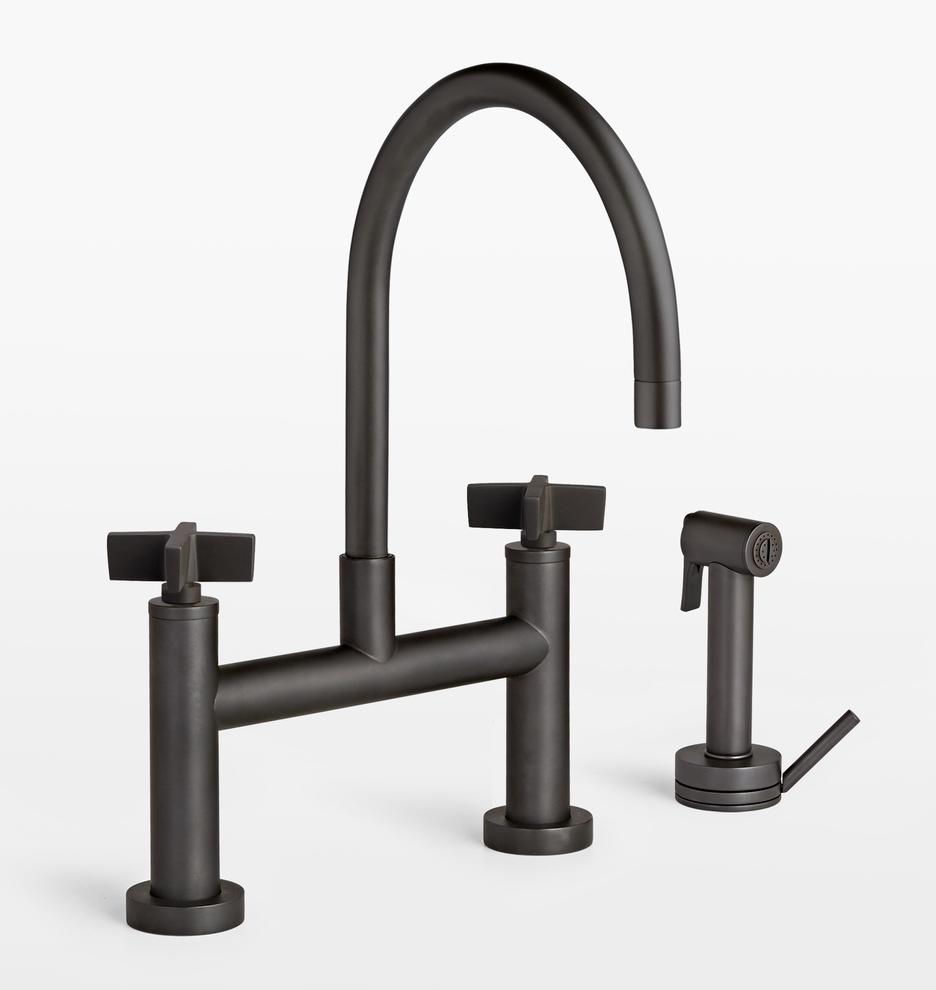 Cool Kitchen Faucet West Slope Kitchen Faucet With Sprayer