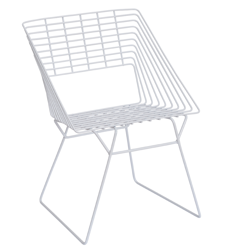Wire Cube Chair By Verner Panton For Fritz Hansen Rejuvenation