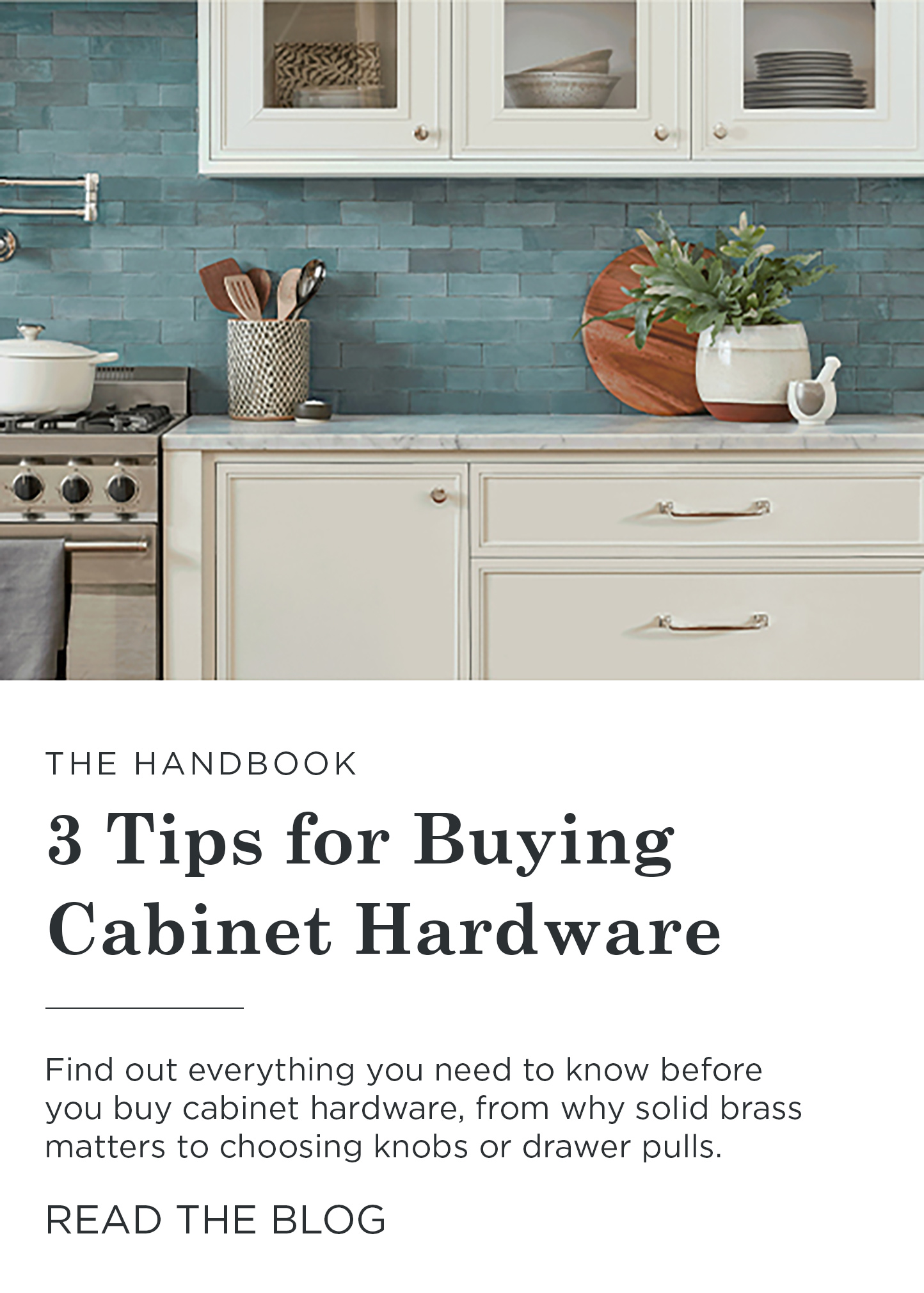Cabinet Hardware Rejuvenation