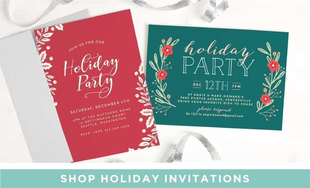 Party Invitations 15 Off Super Cute Designs - Basic Invite