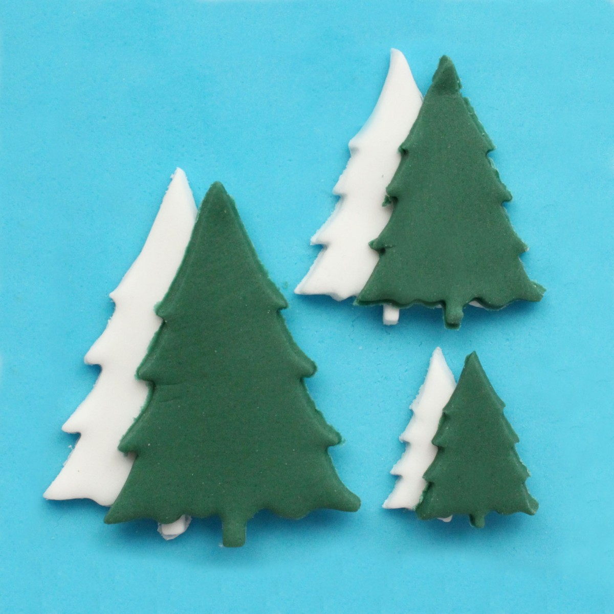 Tree Cutter Christmas Tree Cutter Set 3pc