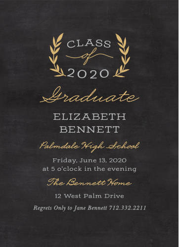 2018 Graduation Announcements  Invitations For High School and College - how to create graduation invitations