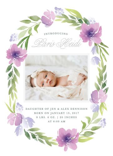 Birth Announcements 40 Off Super Cute Designs - Basic Invite
