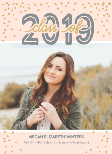 2018 Graduation Announcements  Invitations For High School and College