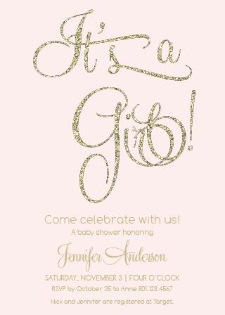 Baby Shower Invitations 40 Off Super Cute Designs - Basic Invite