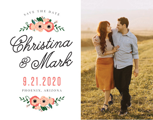 Save The Date Cards Match Your Colors  Style Free! - Basic Invite - Save The Date Wedding Templates