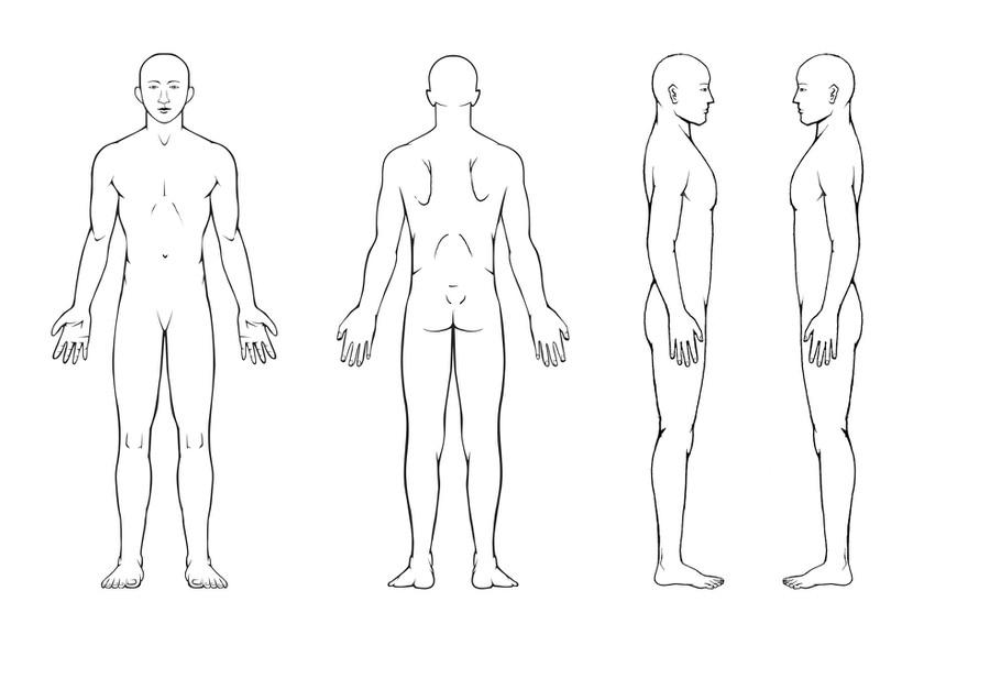 diagram of massage