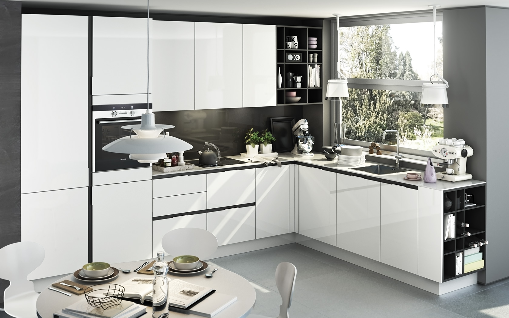 Siematic Showroomkeukens Siematic S3