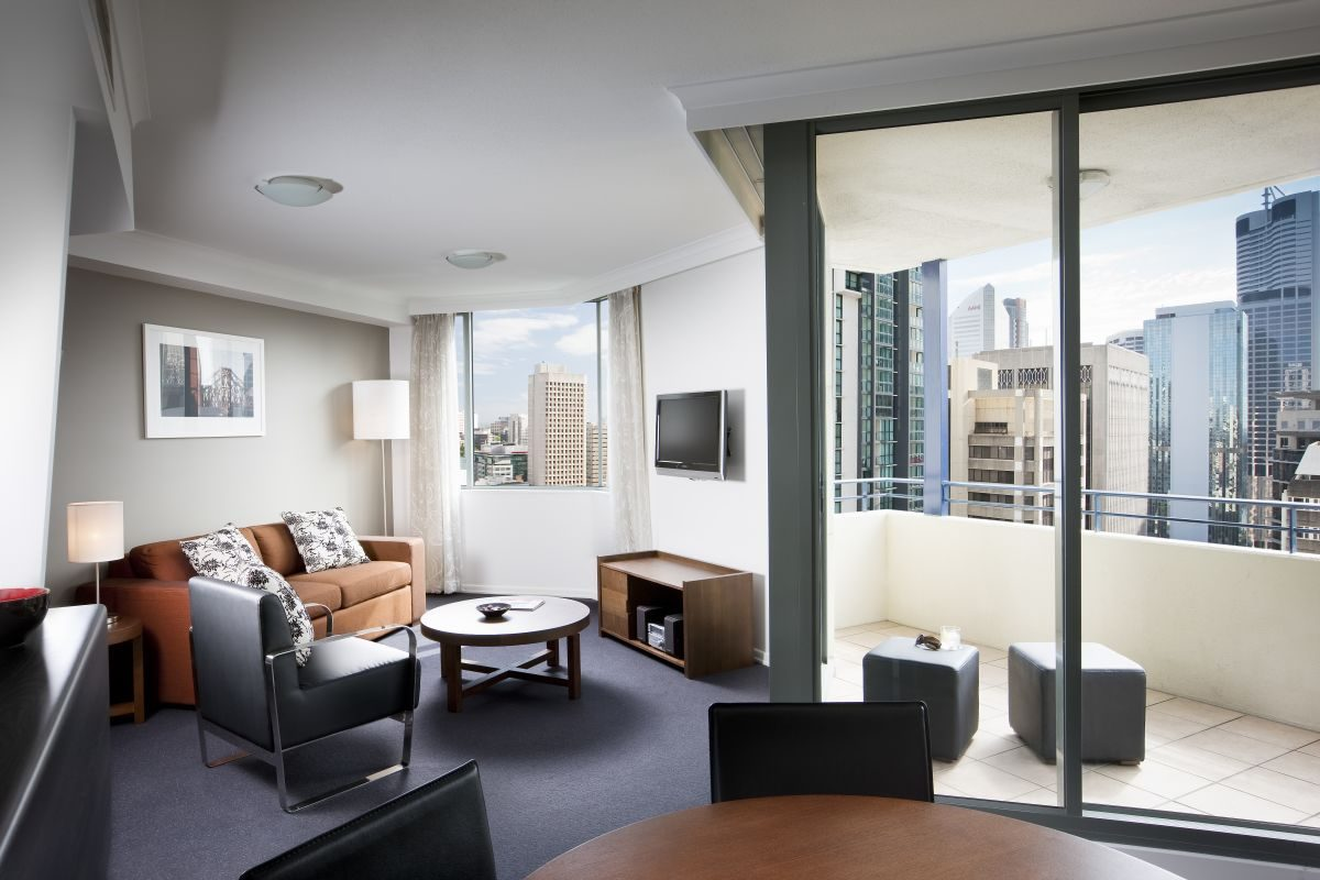1 Bedroom Apartment Brisbane Premium One Bedroom Apartment Accommodations The Sebel