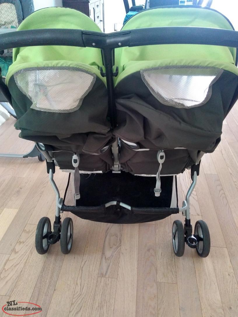 Peg Perego Stroller For Twins Peg Perego Aria Double Stroller