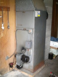 American Standard 84% oil Furnace - Alpine Heating And Cooling