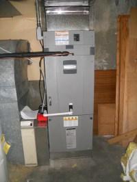 Oil to American Standard 16 Seer 2 Stage Heat Pump ...