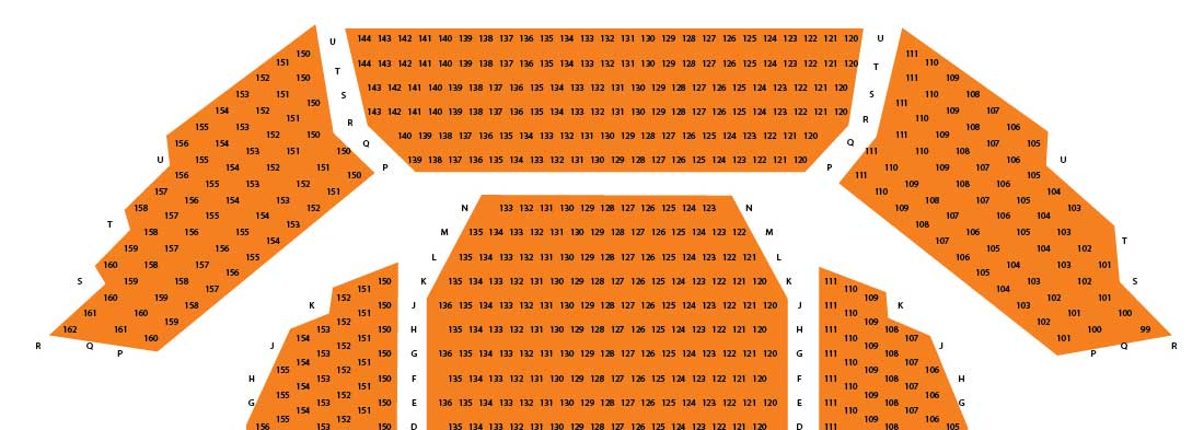 Overture Center for the Arts Seating Chart